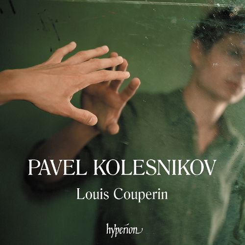 Louis Couperin album cover