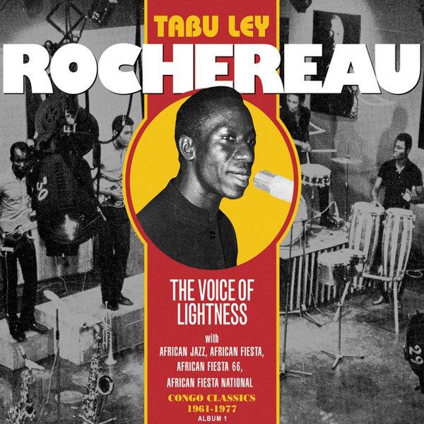 The Voice of Lightness: Congo Classics 1961-1977 album cover
