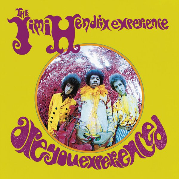 Are You Experienced? album cover