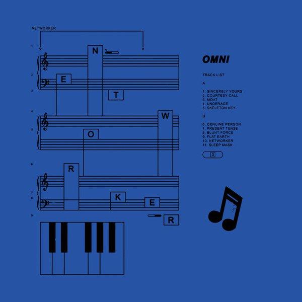 Networker album cover