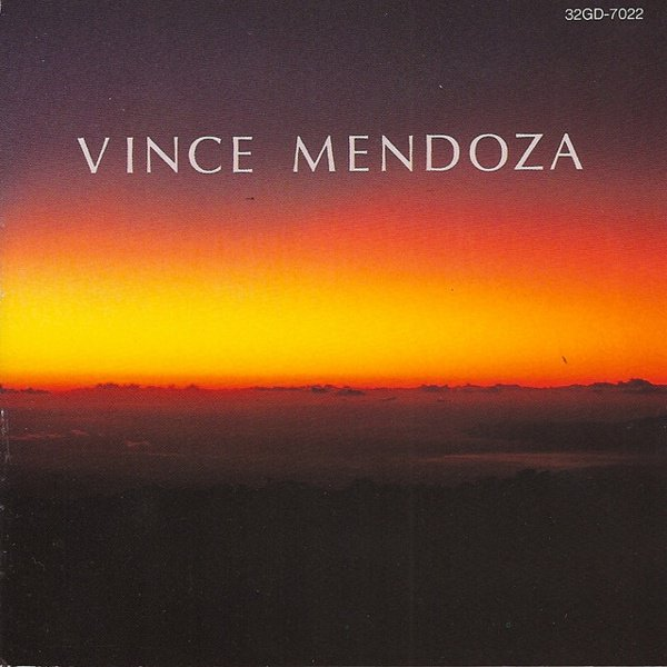Vince Mendoza album cover