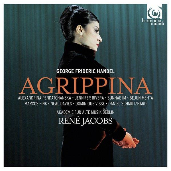 Handel: Agrippina album cover
