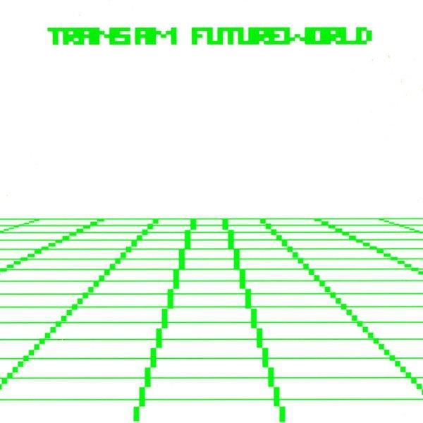 Futureworld album cover