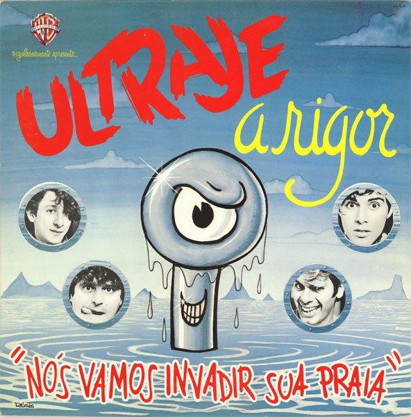 Nos Vamos Invadir Sua Praia album cover