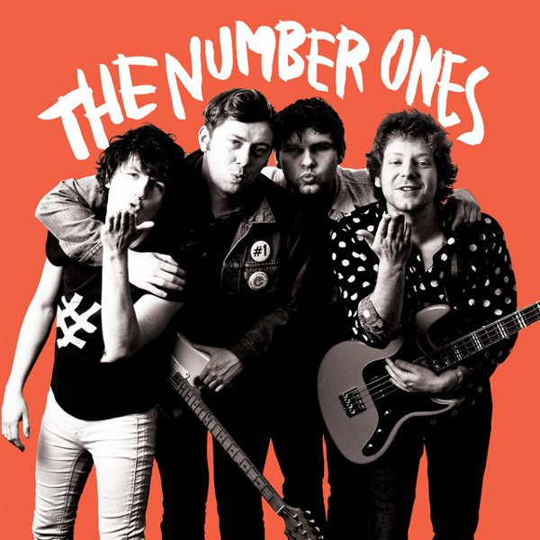 The Number Ones album cover