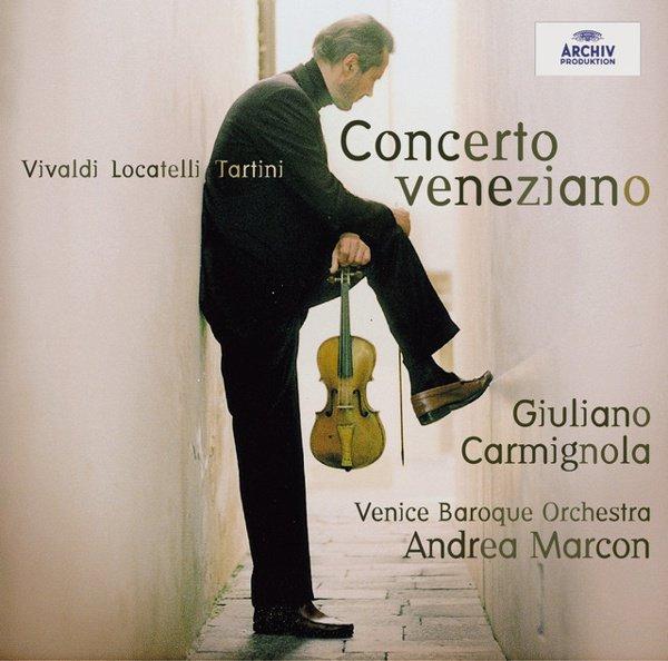 Concerto Veneziano album cover