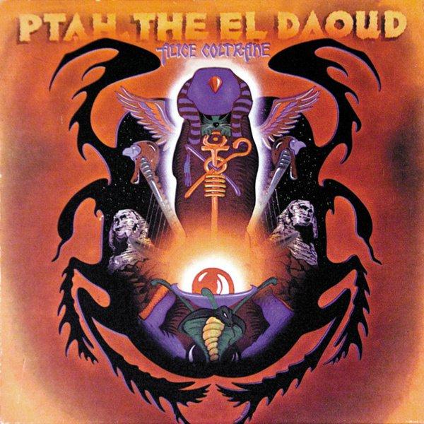 Ptah, The El Daoud album cover