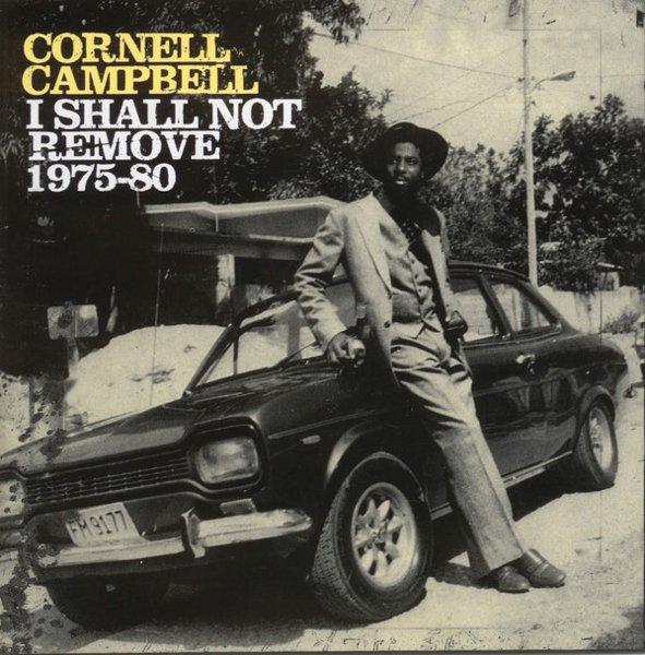 I Shall Not Remove 1975-80 album cover
