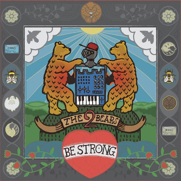 Be Strong album cover