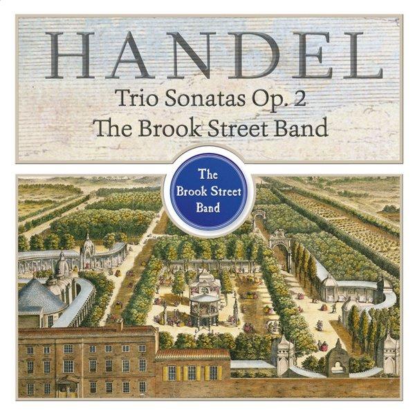 Handel: Trio Sonatas, Op. 2 album cover