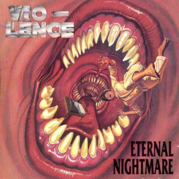 Eternal Nightmare album cover