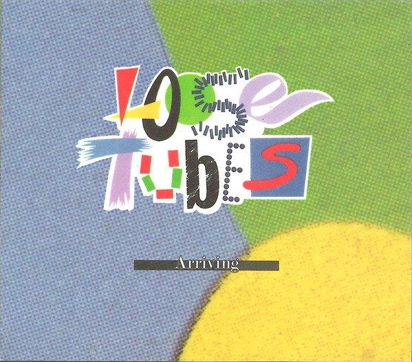 Arriving album cover