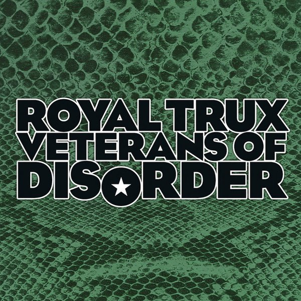 Veterans of Disorder album cover