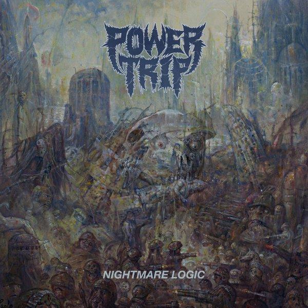 Nightmare Logic album cover