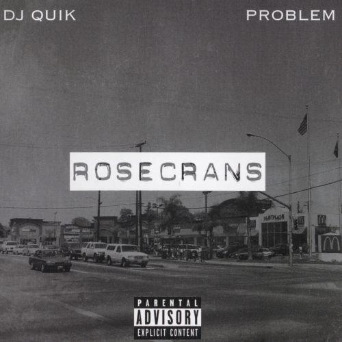 Rosecrans album cover