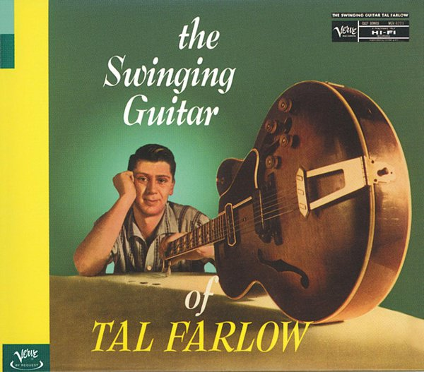 The Swinging Guitar of Tal Farlow album cover
