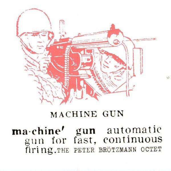 The Complete Machine Gun Sessions album cover