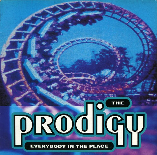 Everybody In The Place album cover