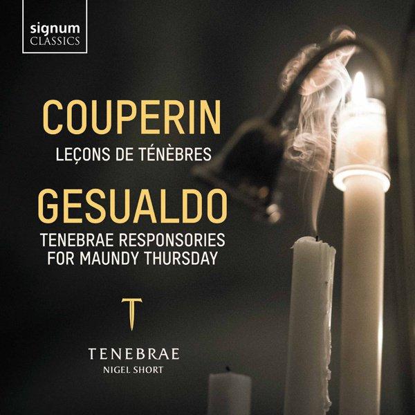 Couperin & Gesualdo album cover