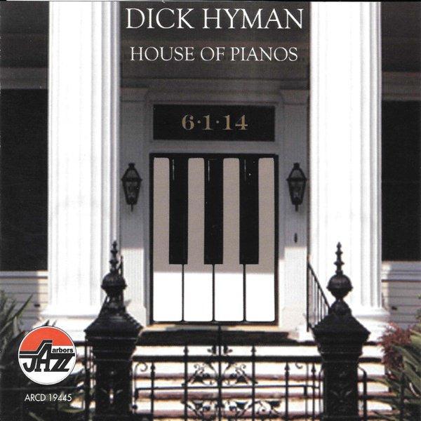 House of Pianos album cover
