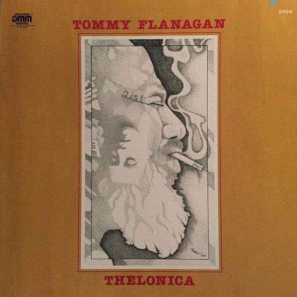 Thelonica album cover