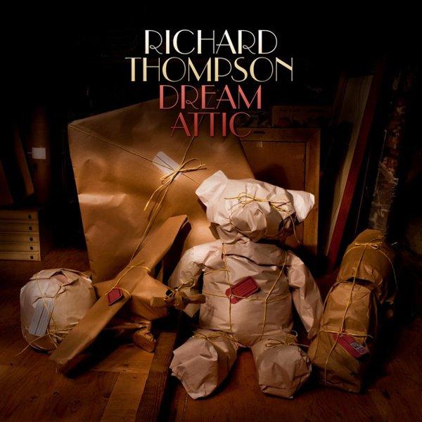 Dream Attic album cover