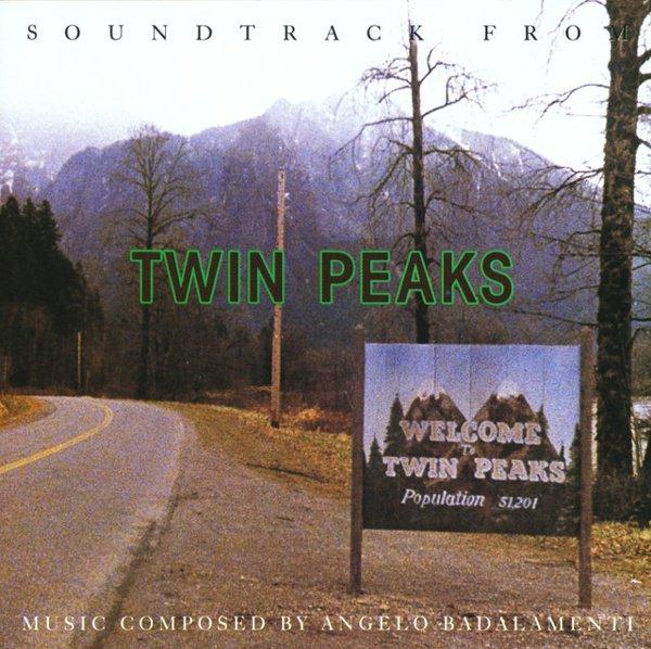 Twin Peaks [Original Television Soundtrack] album cover
