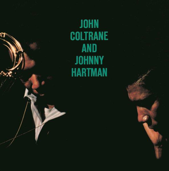 John Coltrane and Johnny Hartman album cover