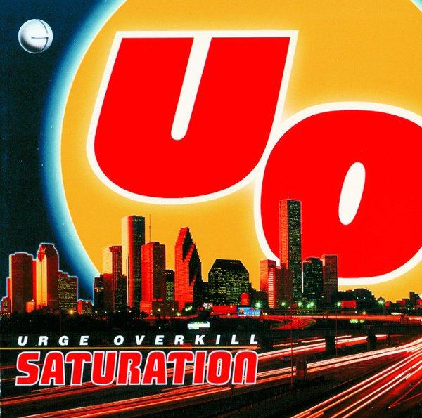 Saturation album cover