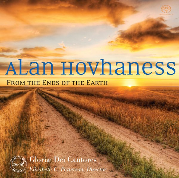 Hovhaness: From the Ends of the Earth album cover