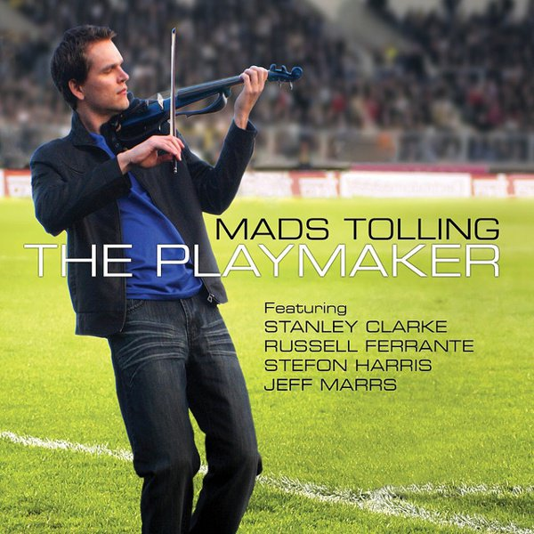 The Playmaker album cover