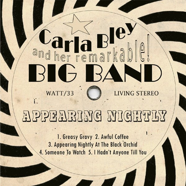 Appearing Nightly album cover