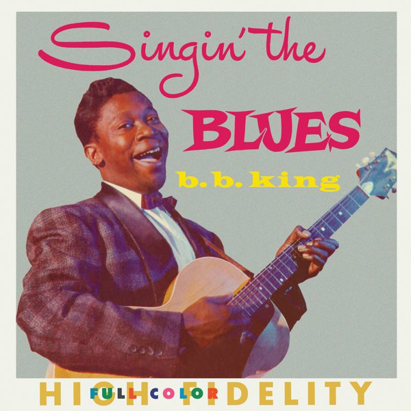 Singin' the Blues album cover
