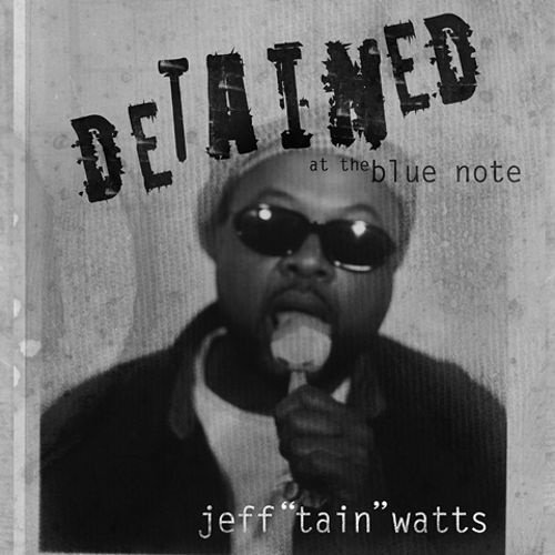 Detained at the Blue Note album cover