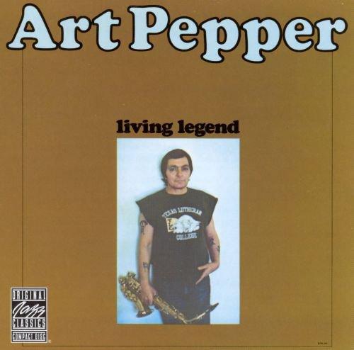 Living Legend album cover