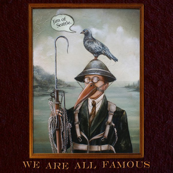 We All Are Famous album cover