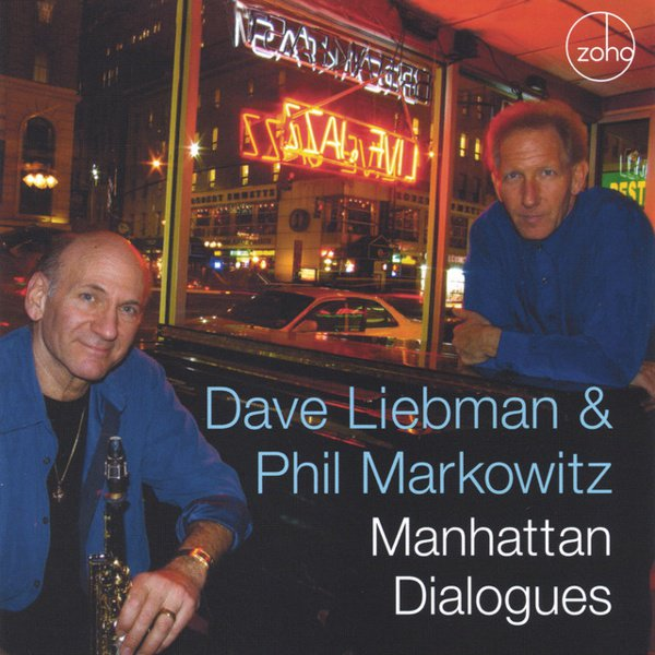 Manhattan Dialogues album cover