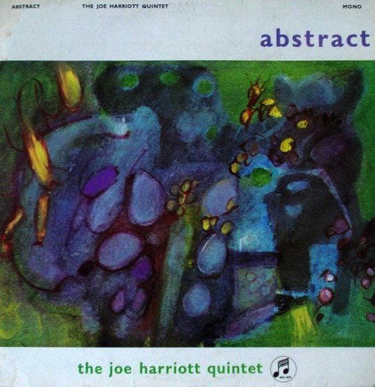 Abstract album cover