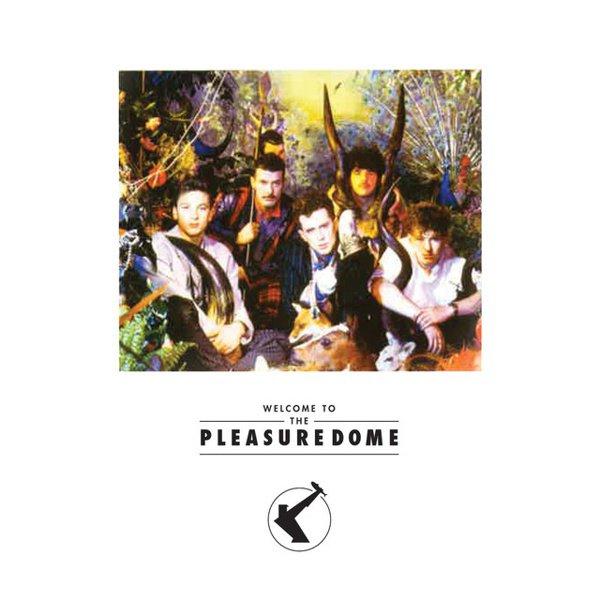 Welcome to the Pleasuredome album cover