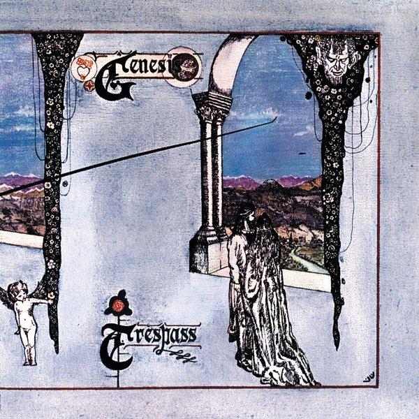 Trespass album cover