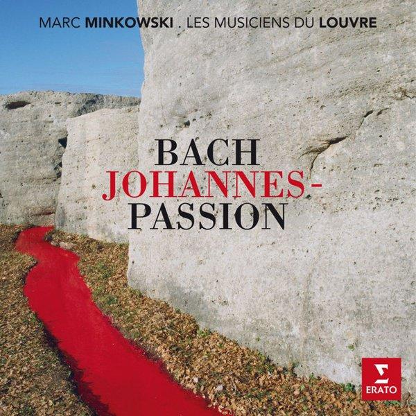 Bach: Johannes-Passion album cover