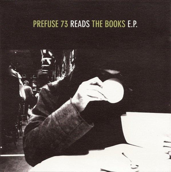 Prefuse 73 Reads The Books album cover