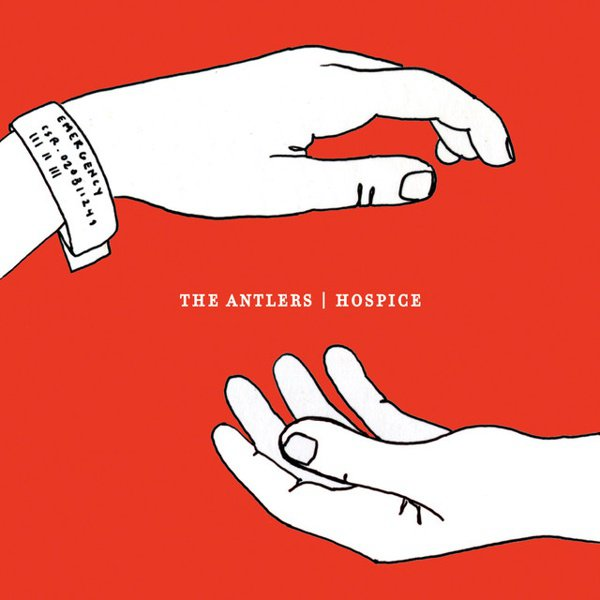Hospice album cover