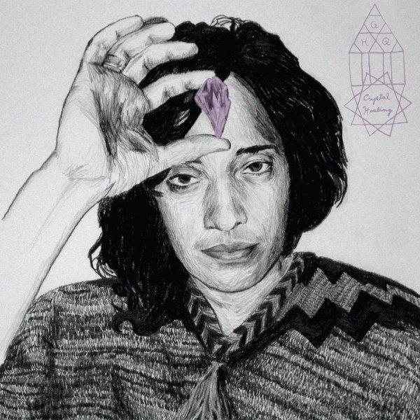 Crystal Healing album cover