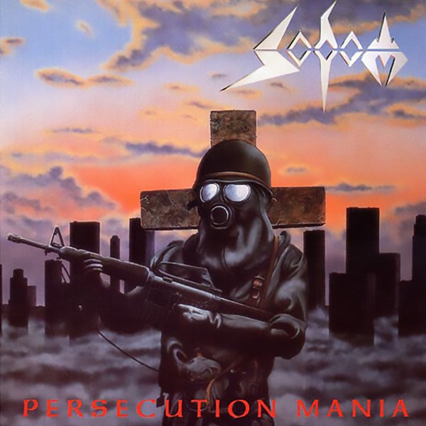 Persecution Mania album cover