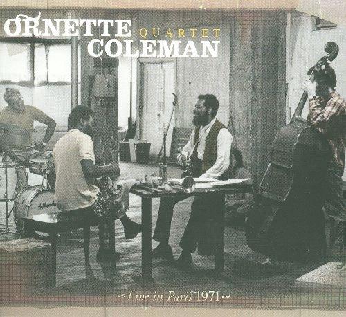 Live in Paris 1971 album cover
