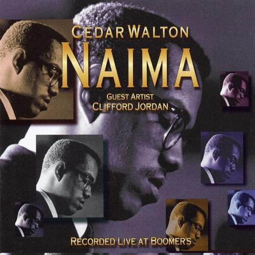 Naima - Recorded Live at Boomer's NYC album cover
