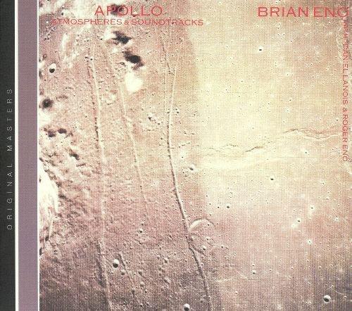 Apollo: Atmospheres & Soundtracks album cover