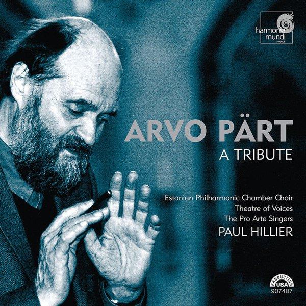 Arvo Pärt - A Tribute album cover