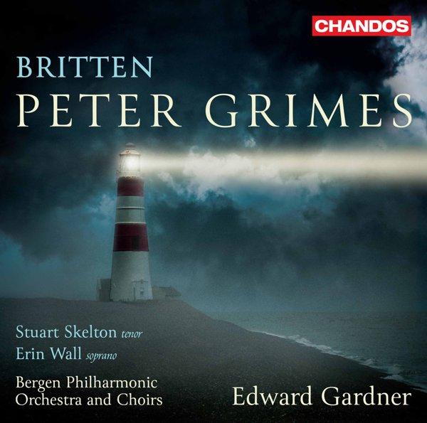 Peter Grimes album cover